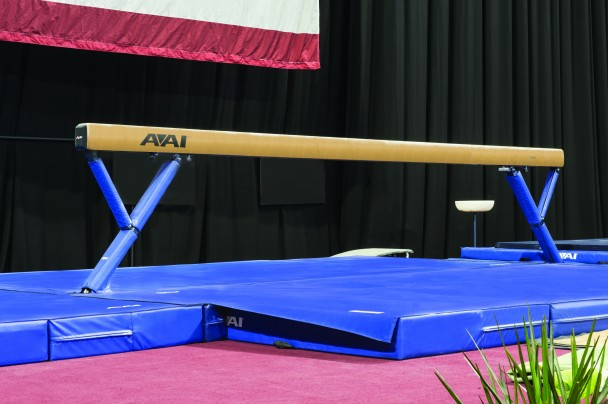 Aai Elite Ra Balance Beam Ross Athletic Supply