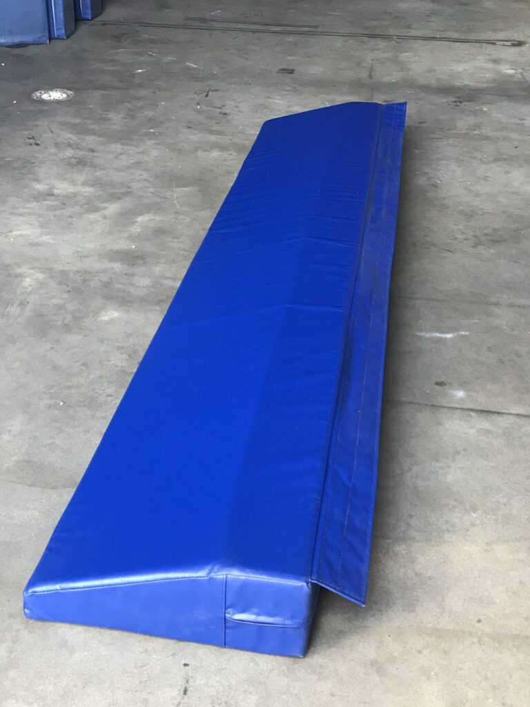Trampoline End Deck Wedge Ross Athletic Supply