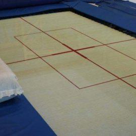 ROSSATHLETIC - POWER TUMBLING-TUMBLING-POWER TUMBLING EQUIPMENT FOR SALE - TUMBLE STRIP - ROD FLOOR - trampolines - euro tramp - trampoline beds