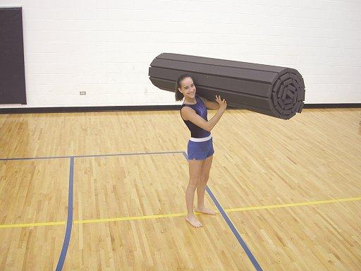Flexi Roll 174 Stunt Mat Ross Athletic Supply