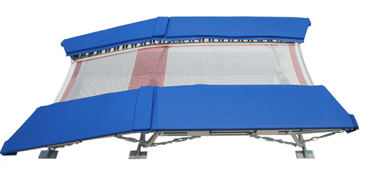 fig double mini trampoline ross athletic supply